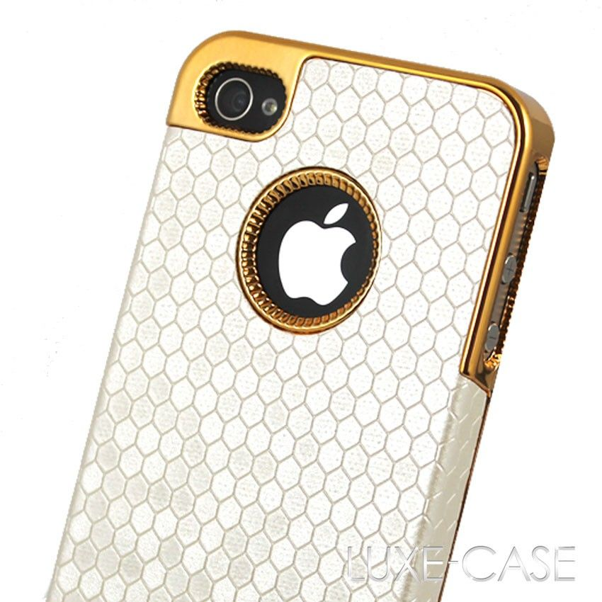 When in Rome Ivory iPhone 4 Case