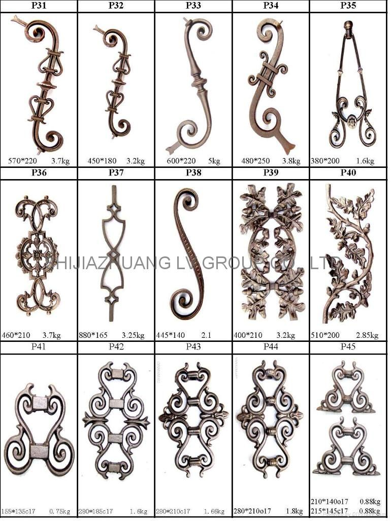 Wrough Iron Ornaments Ornaments Design Wrought Iron Style Ornaments