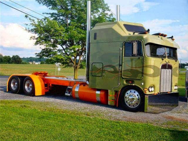Modified Kenworth Big Rig Trucks Trucks Semi Trucks