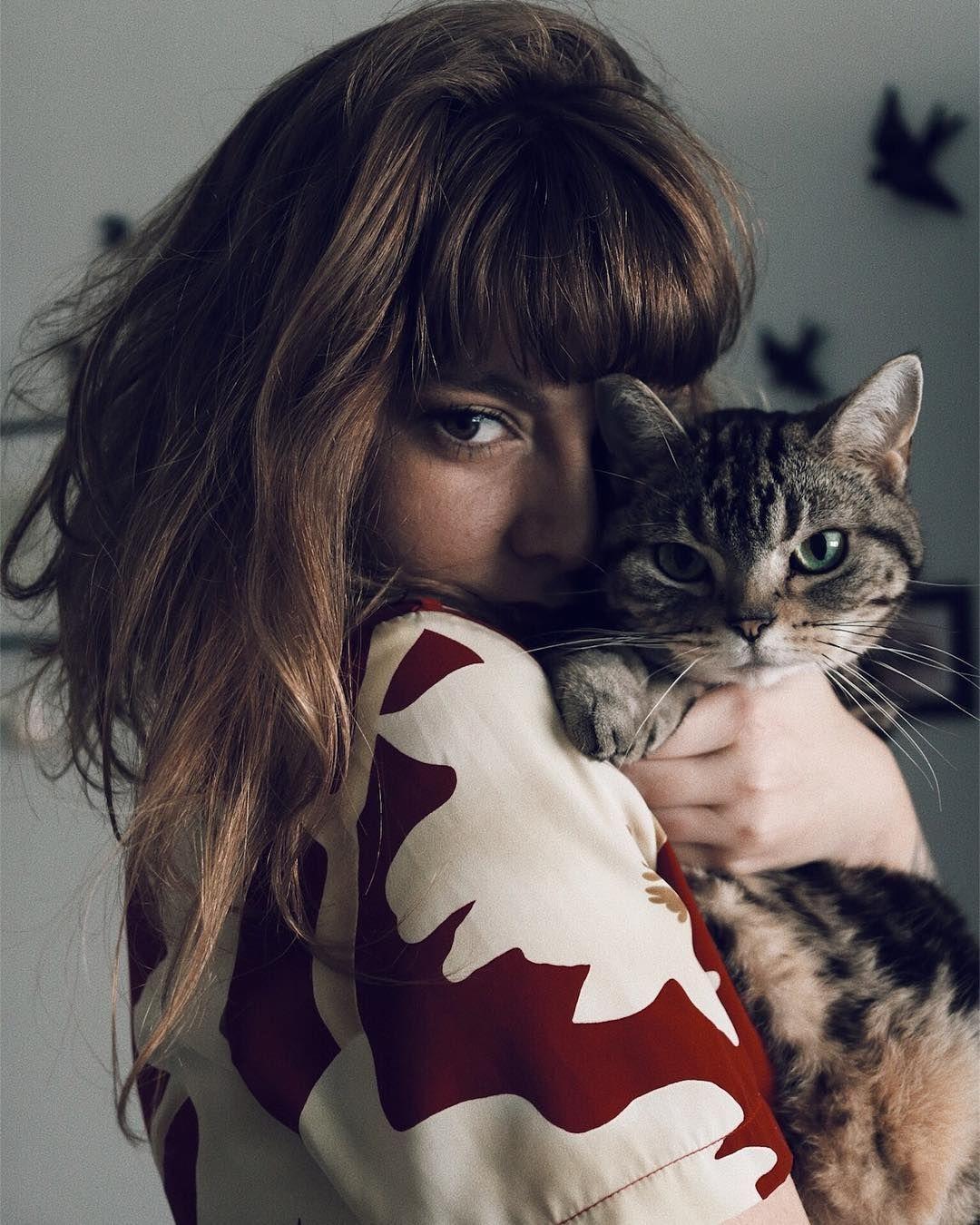 идеи для фотосессии кошек живите