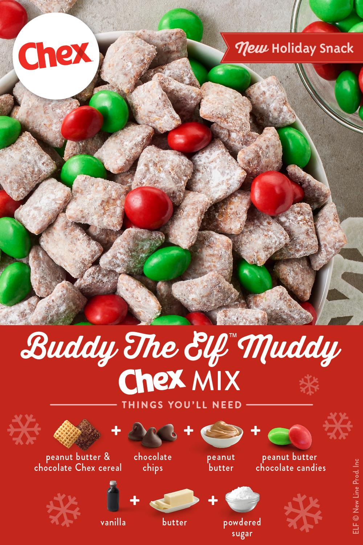 Buddy The Elf™ Muddy Mix  #holidaytreats