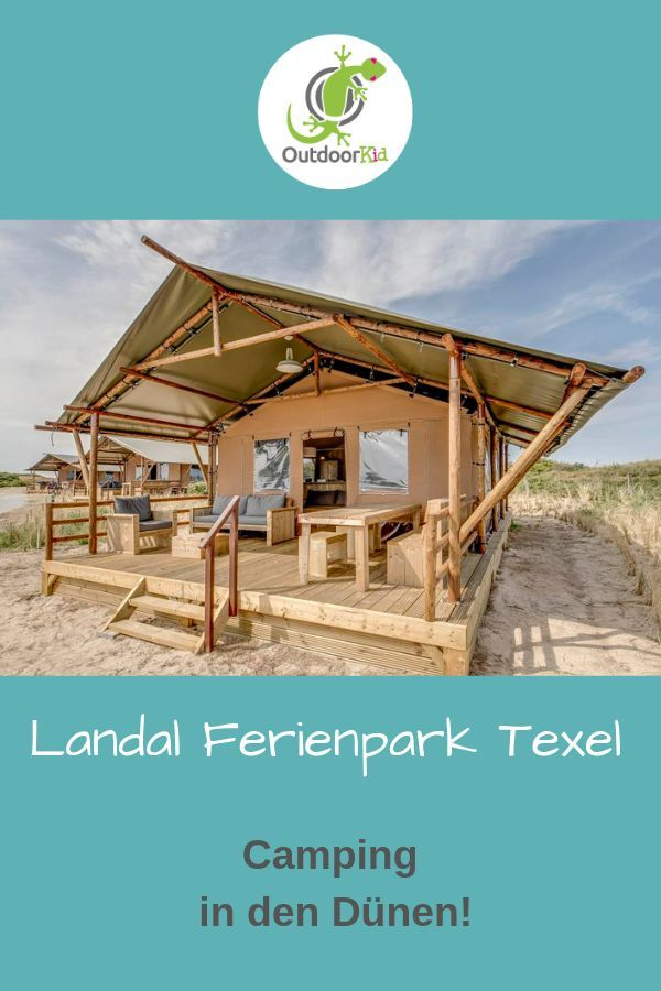 Camping Landal Sluftervallei: traumhaft campen in den Dünen von Texel!
