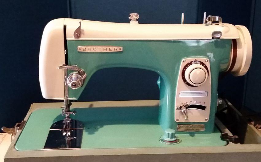 Vintage Japanese Brother Sewing Machine Brother Sewing Machines Sewing Machine Vintage Sewing Machines