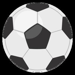 Icono De Pelota De Futbol Clasico Football Ball Ball Football