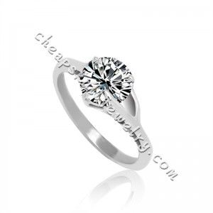 New style Womens Stainless Steel Engagement Ring are hot online and lowest price.