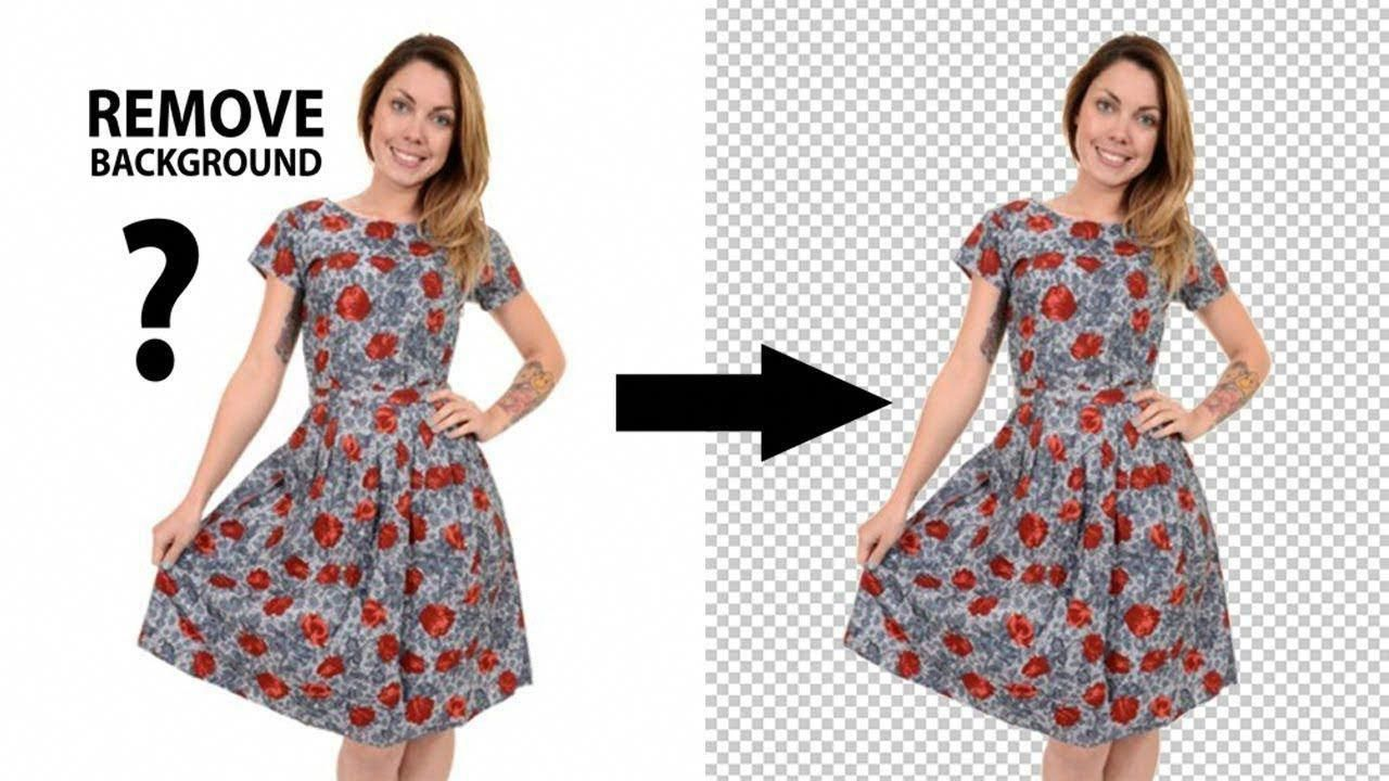 How to Remove Background Change Background