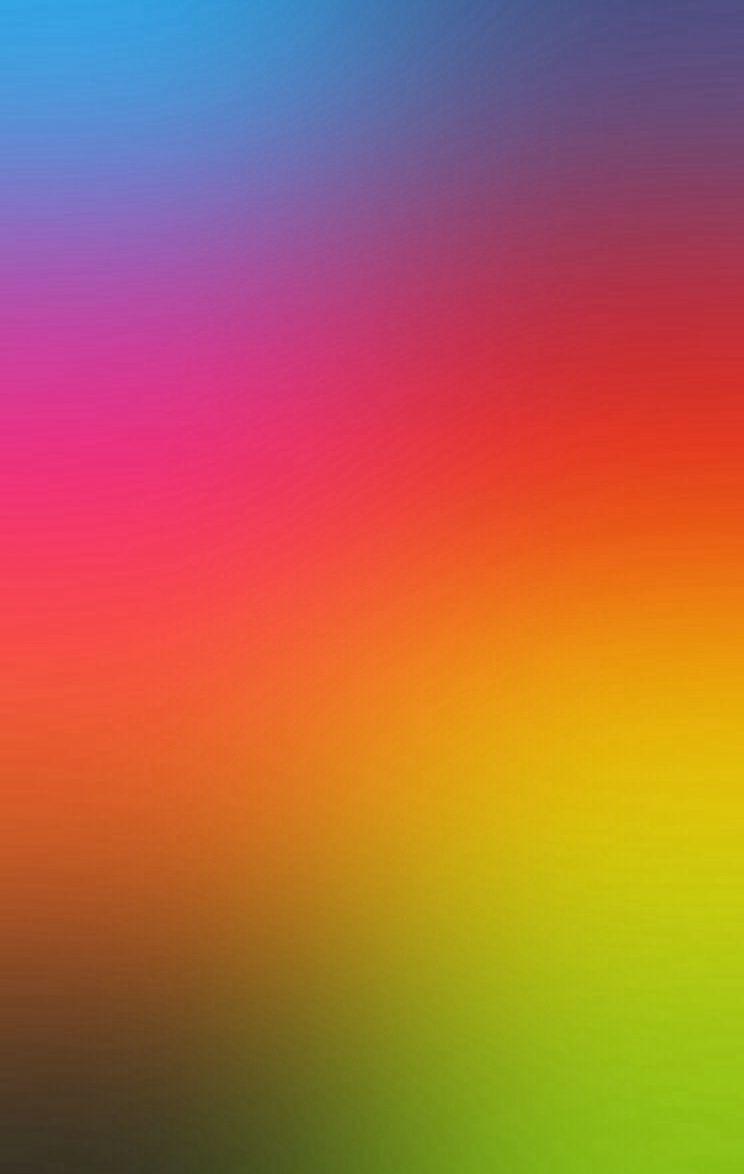 iPhone background rainbow blur Background, Iphone