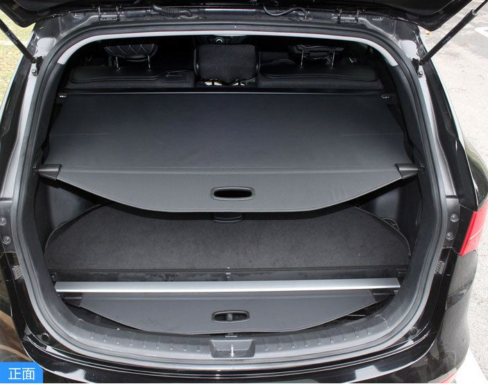 2010 2014 For Hyundai Tucson Ix35 Rear Trunk Cargo Cover Security