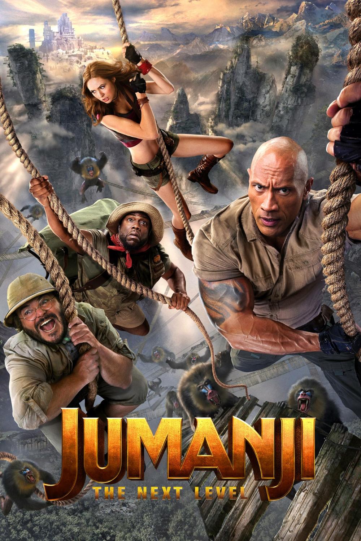Watch Movies Jumanji The Next Level [2019] | Bioskop, Elizabeth ...