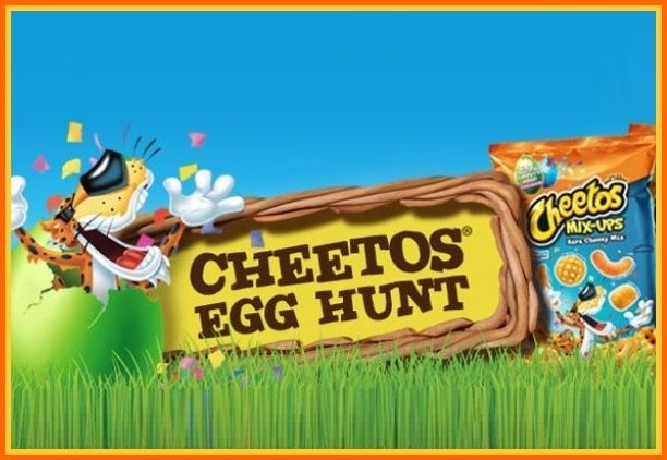 CHEETOS Digital Egg Hunt Instant WIN Game WIN a $50 Visa Gift Card ...