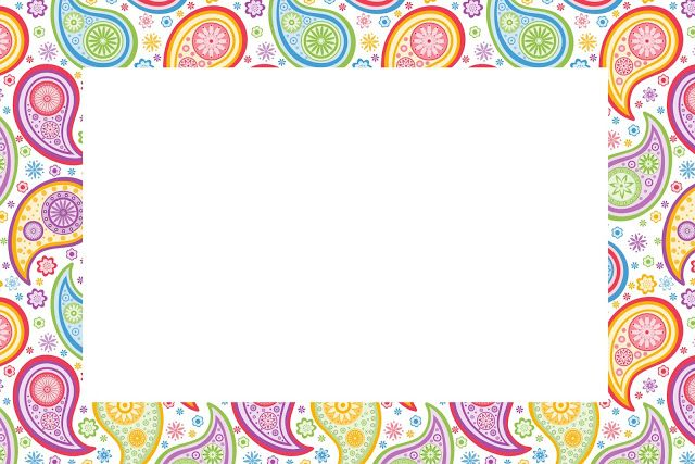 Resultado de imagen para marcos de mandalas para imprimir | mandalas ...