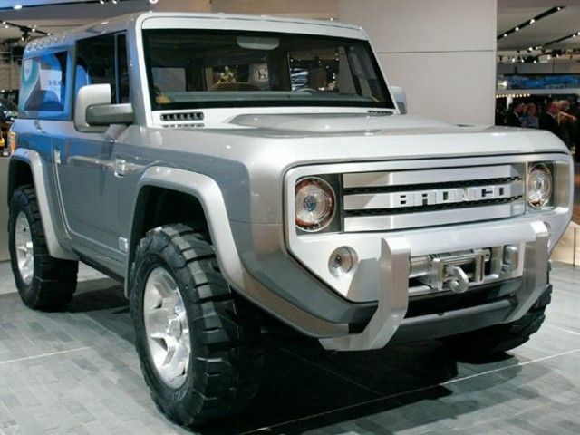 It Is Understood That Brand New 2018 Ford Bronco Concept Will Probably Come Someplace In The Second Half Of 2017