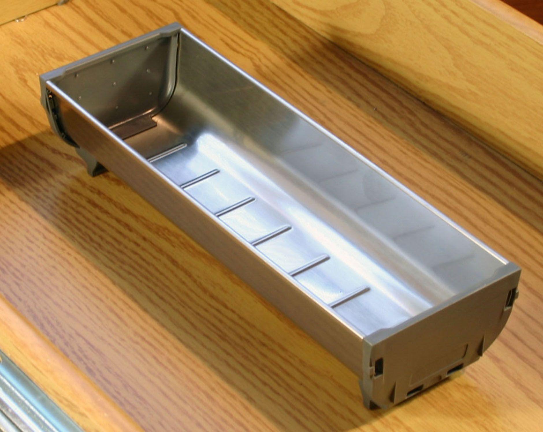 Stainless Steel Kitchen Drawer Organizers