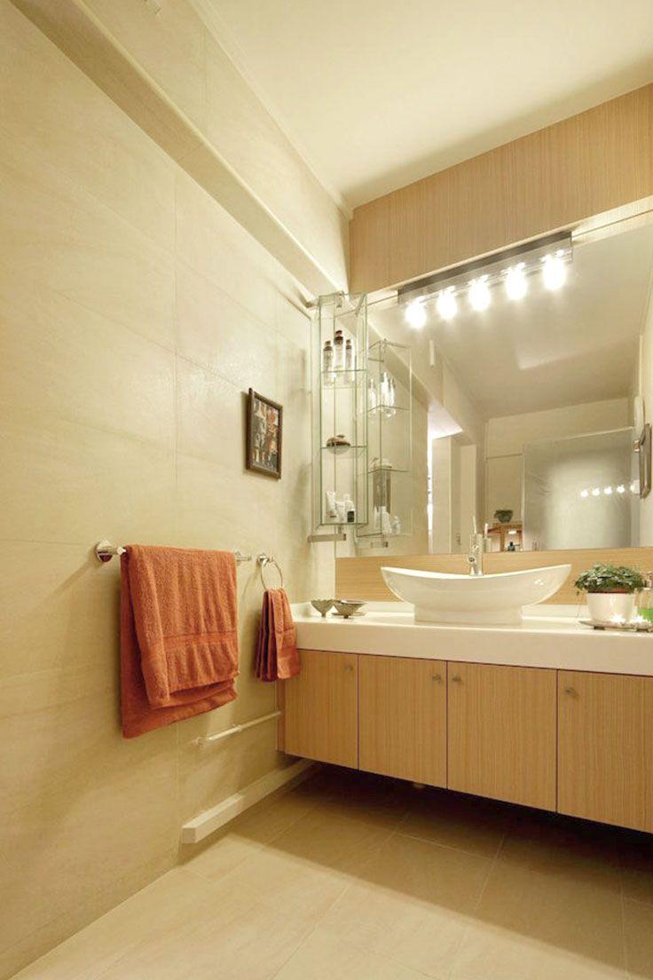 Minimalist Hdb Design: Muji Style Minimalist Vanity