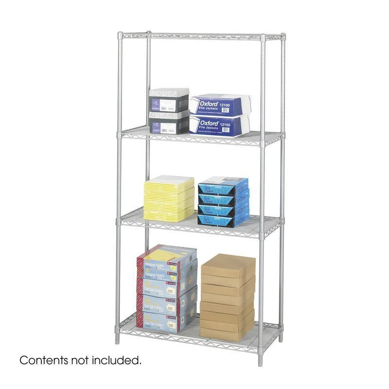 5285GR Industrial Wire Shelving, 36 x 18\