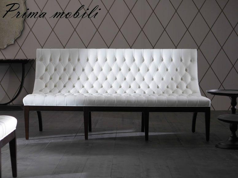 Basilio Mobili ~ Элитный диван antony classic angelo cappellini Италия в дизайн