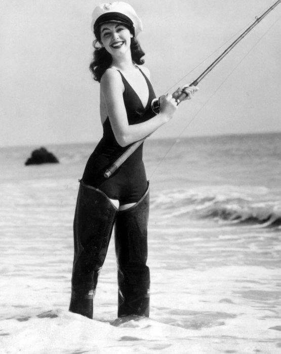 a veces me gustaría volver a ir a pescar