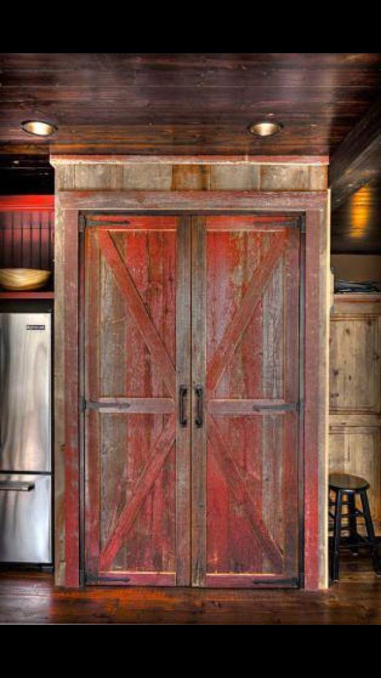 Closet Doors Interior Barn Doors Pinterest Closet Doors