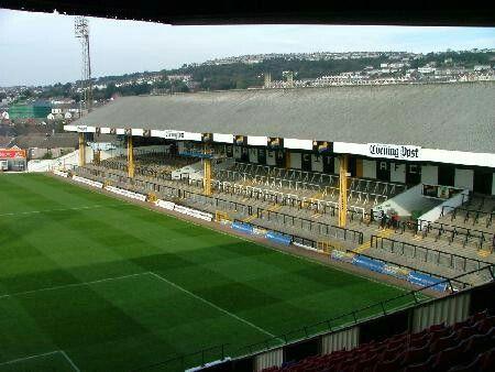 Vetch Field Stadium Pics Football Stadiums Swansea City
