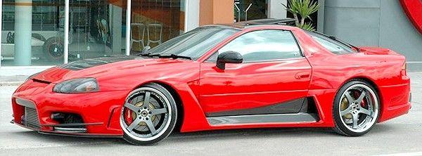 13 Dodge Stealth Ideas Stealth Dodge Mitsubishi 3000gt