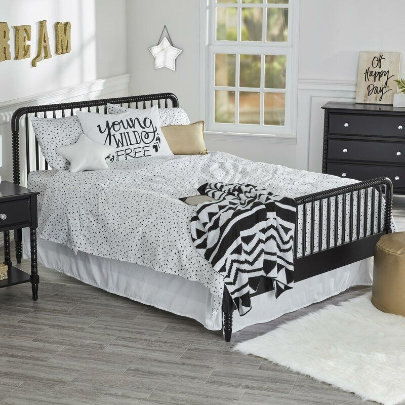 Little Seeds Rowan Valley Panel Bed & Reviews Wayfair in