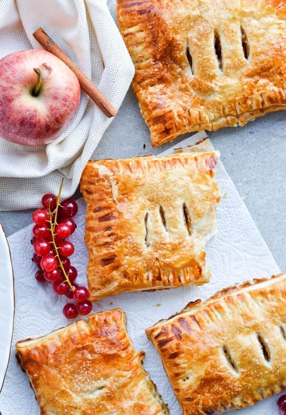 Best Puff Pastry Apple Hand Pies Recipe Apple Hand Pies Apple Puff Pastry Puff Pastry Apple Pie