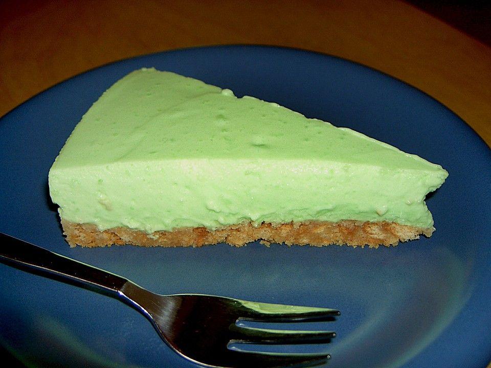 Waldmeister - Creme - Kuchen Waldmeister, Kuchen rezepte und - chefkoch schnelle küche