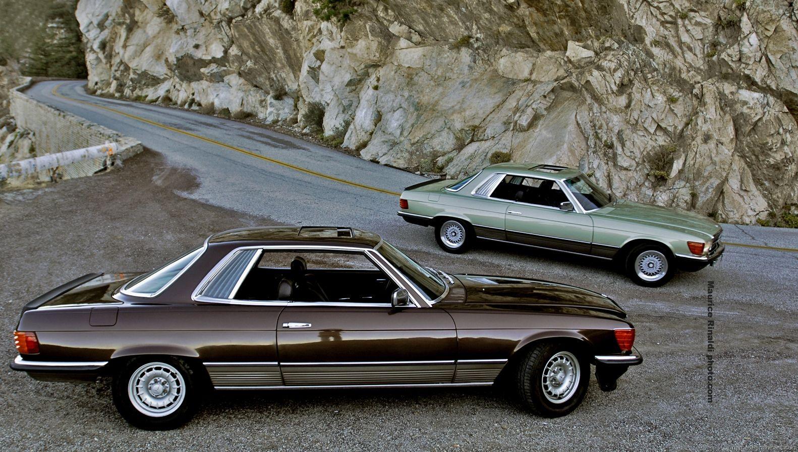 Mercedes benz 450 slc 5 0 de 1979 mercedes benz for Mercedes benz 450 slc