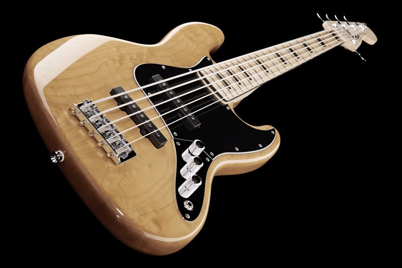 Fender Sq Vintage Mod Jazz V Nt