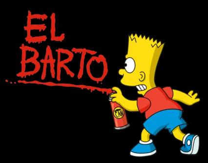 El Barto Simpsons Wiki Fandom Bart Simpson Art Simpsons Art The Simpsons