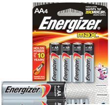 Energizer Max Aa Batteries Energizer Battery Energizer Batteries