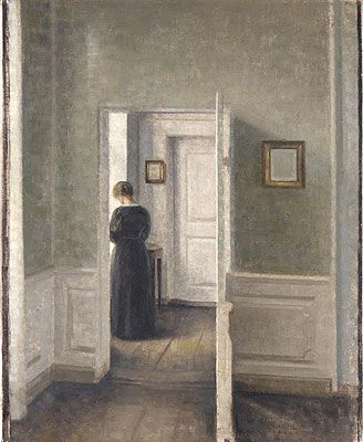 A Woman in an Interior 1913