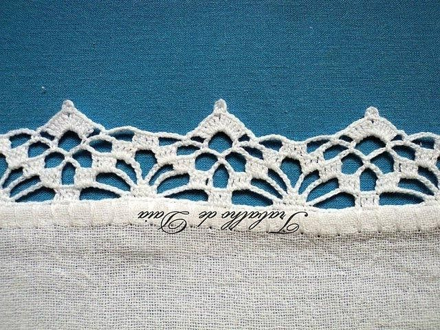 Image Result For Crochet Lace Edging Pattern Old World Market In