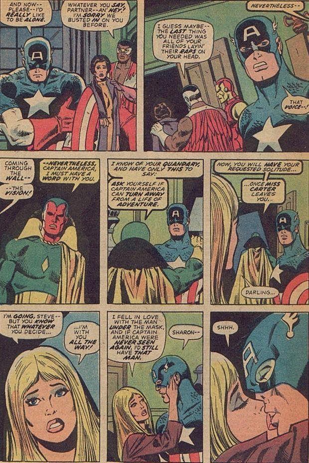 Drawing Crazy Patterns Steve Rogers Is Captain America No More Captain America Steve Rogers Vintage Comics
