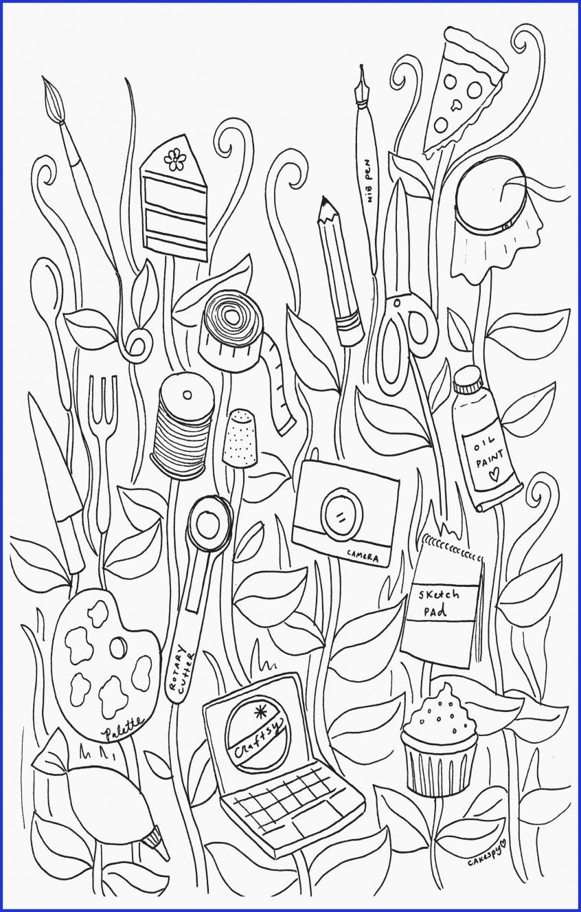 Flowers Coloring Pages Pdf Luxury Coloring Pen Coloring Pages