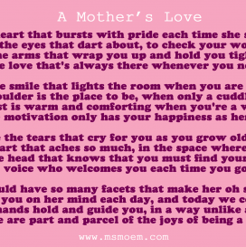mothers day poems that make you cry | Mothers day poems ...