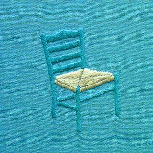 Embroidery on linen | Flickr - Photo Sharing!