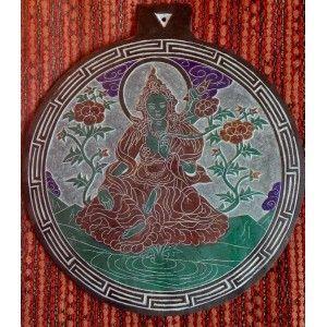 Ornament Groene Tara