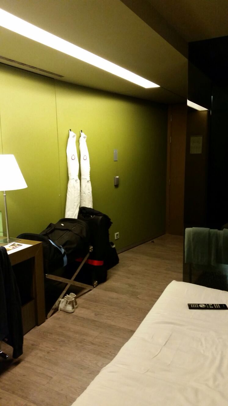 THE VINE HOTEL .ROOM 223