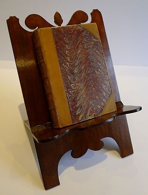 Antique Antique English Mahogany Lectern or Book