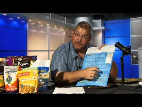 Clever Pet Food Packaging - Educate Your Pet Food Customers - StandUpPouches - YouTube