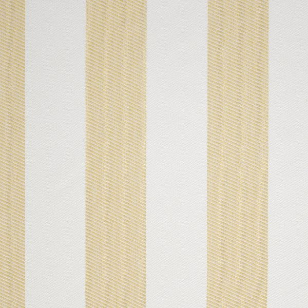 CHENILLE RAILROADED STRIPE LIME GREEN LEMON YELLOW GREY TAUPE UPHOLSTERY FABRIC