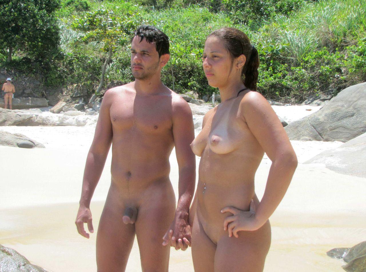Smoth nudist couples