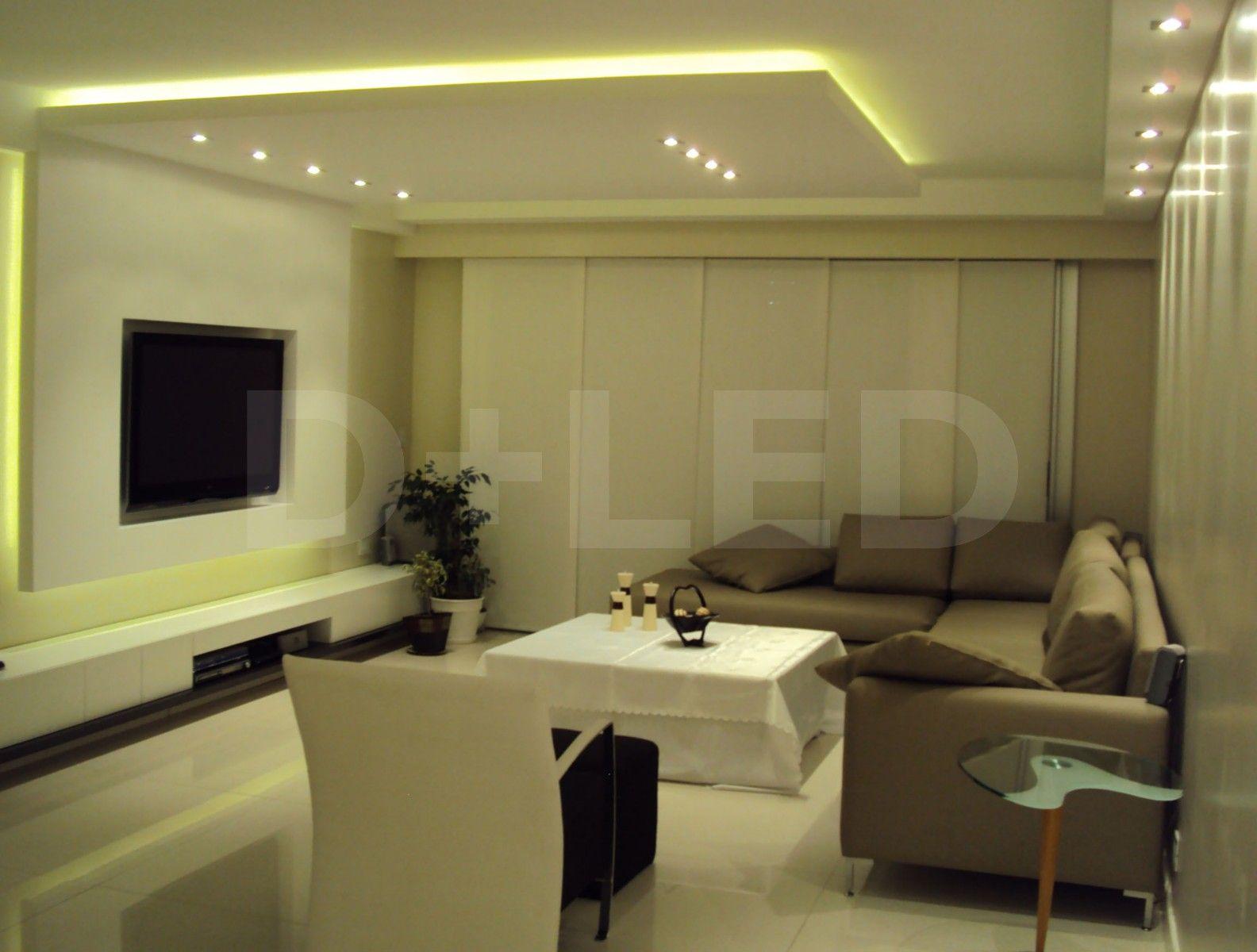 Aplicaciones de leds en demasled ilumina tus ideas - Iluminacion led para el hogar ...