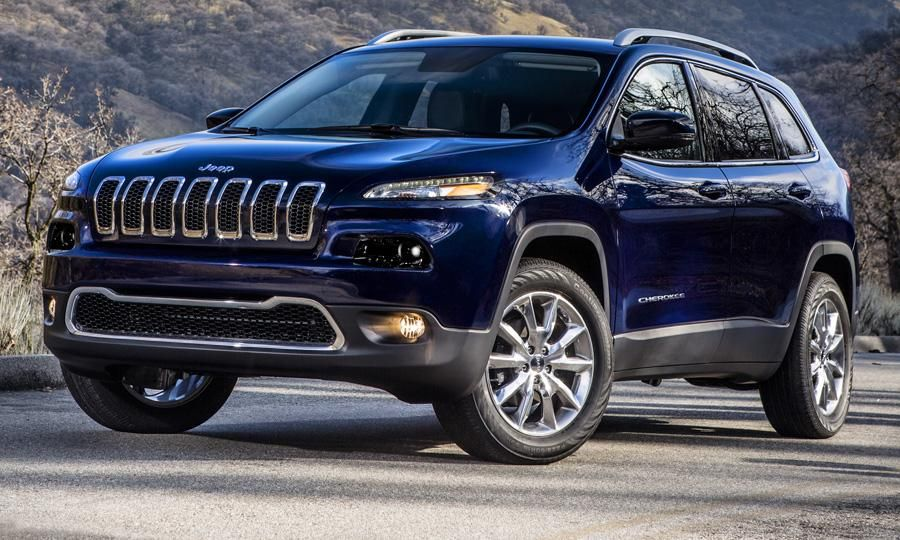 Perfect Jeep Cherokee Gets A Big Makeover, Great Gas Mileage
