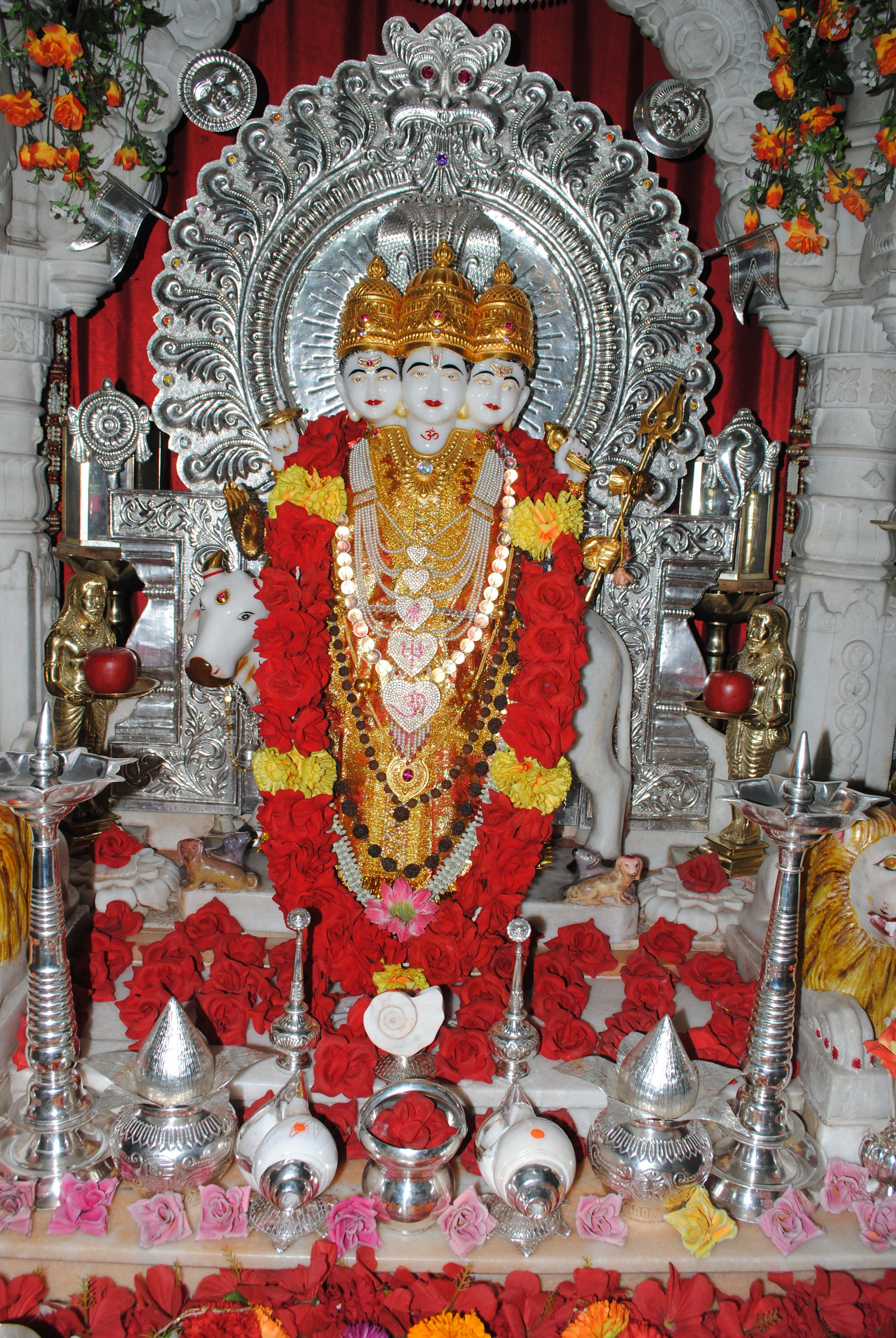 Lord Dattatreya from Devgad | LORD DATTATREYA SHRISHTI ... - photo#39