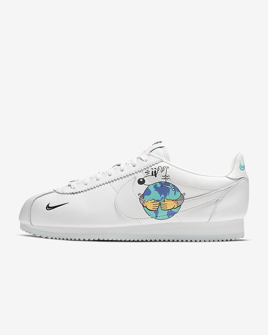 Cortez QS Flyleather with at least 50% leather fibre Men's