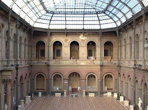 Architecture beaux arts and art deco style art deco - Ecole des beaux arts paris ...