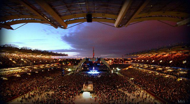 Take Me To Your Leader U2 360 Dublin Dublin Croke Park Tours