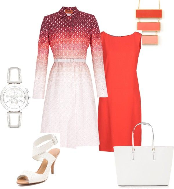 """The Coat's the Thing!"" by guinnessgirl on Polyvore"